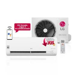 Ar condicionado instalados LG e Springer mídea a pronta entrega.