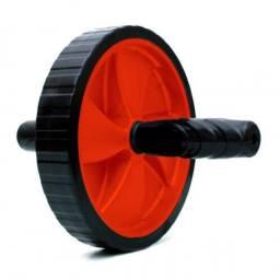 Roda exercício lombar
