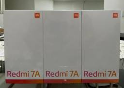 LOJA FÍSICA. Xiaomi Redmi 7A 32Gb melhor custo benefício do mercado com nota e garantia