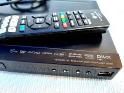 Blu-ray 3d LG & DVD - Modelo BD660