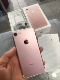Iphone 7 128 GB Rose impecável .