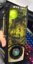 Placa de Video GTX 580