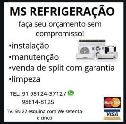 MS REFRIGERAÇÃO E ELÉTRICA.