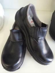 Sapato de segurança Conforto