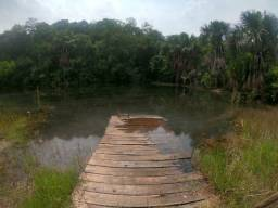 Sitio 17 hectares com um lago, km 6 da entrada do Iranduba,