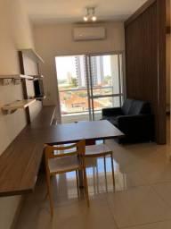 Apto mobiliado 1 dorm-Studio Five- centro Araraquara