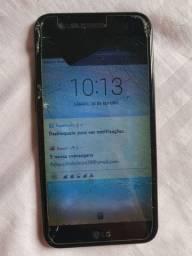Celular LG K10 - Usado - peças