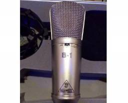 Vendo 2 microfone condensador