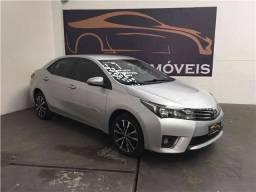 Toyota Corolla Gli 1.8 Flex c/ Kit Gnv 2017