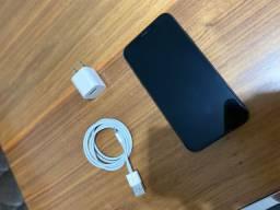 Iphone X 64gb cinza-espacial