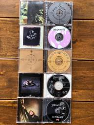 Megadeth CDs diversos