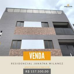 Apartamentos de 02 e 03 quartos no bairro Quarenta