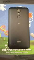 LG k9 funcionado tudo