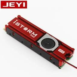 Dissipador de Calor/Heatsink Ativo para SSD M.2 NVMe Jeyi iStorm Pro