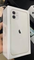 Iphone 11 64GB Branco - Novo(lacrado)