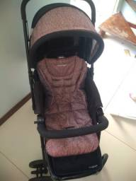 Carrinho de bebê ( semi novo)