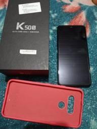 Vendo esse celular com documento k50s