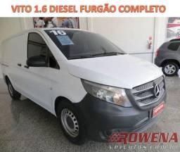 Vito Furgao 1.6 Diesel Unico Dono Completo Novissima