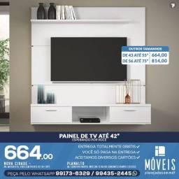 Painel de Tv Completo Sala