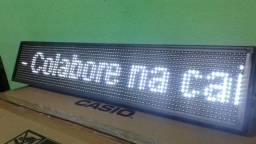 Painel de LED 1,00 x 0,20