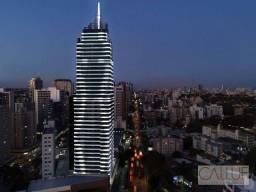 *Apartamento com 3 dormitórios à venda, 162 m² por R$ 1.711.900 - Bigorrilho - Curitiba/PR