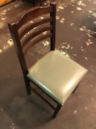 Cadeira Dellabruna Madeira Maciça