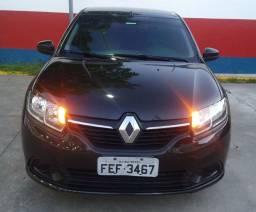 Renault Logan 1.6 / 2021 vistoriado