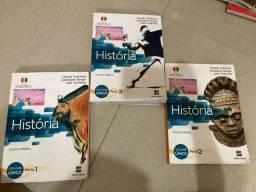 História Projeto Múltiplo Completo
