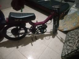 Mobilete 75 cc Vende-se R$ 1.500