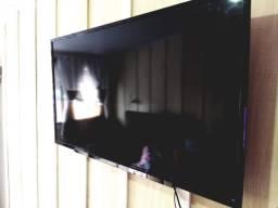 TV SONY 40 LED COM CONVERSOR DIGITAL SOMENTE O CONTROLE
