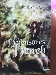 Livro: Os defensores de Deneb e o feiticeiro aprisionado