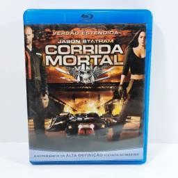 Blu Ray Corrida Mortal - Jason Statham - Edição Nacional