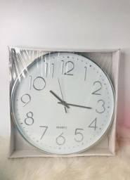 Relógio ponteiro 40cm
