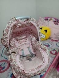 Bebê conforto menina personalizado