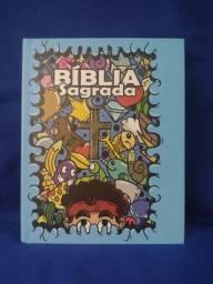 Bíblia Sagrada Infantil | ACF | Letra Média | Capa Dura | Turminha Família Cristã