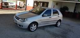Fiat palio 1.0 fire 2007 completo menos dh