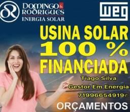 Energia Solar Salvador e Região.
