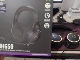 Headset Gamer MH650 7.1 CoolerMaster