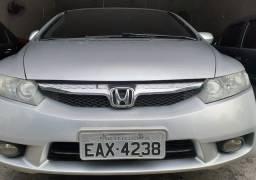 05 - Honda Civic LXS 1.8 16V 2009 Completasso