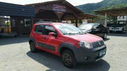 Fiat Uno Way 1.0 2012 Flex Completo (R$26.900,00)