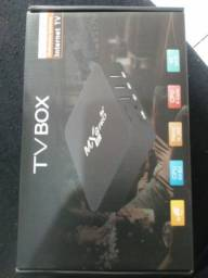 Vendo barato tv box novo