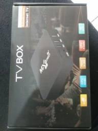 Vendo barato tv box novo