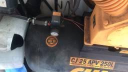 Compressor 250L zero