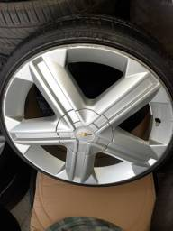 Rodas 17modelo Astra GSI R$1.750