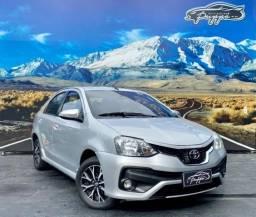 Toyota Etios Platinum 1.5 Automático Sedan