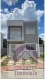 Casa de 3 dorms, quintal e 2 vagas, proximo ao Colégio Objetivo em Vargem Grande Paulista
