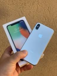 iPhone X 256gb Branco