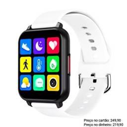 Relógio digital inteligente smartwatch T88 lançamento