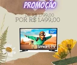"""Smart TV Samsung 32"""" Em PROMOÇÃO!"""