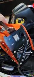 Maquina De Solda Inversora 200 M Bivolt Automatica Smarter